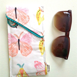 Glasses Case - (Butterflies)