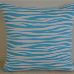 Blue Waves Designer Cushion Cover
