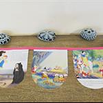 Snow White Bunting Children Garland Decor Fairytale Princess