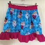 FROZEN girls skirt. Sizes 0 1 2 3 4 5 6 7 8