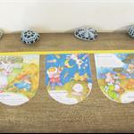 Mother Goose Bunting Children Garland Decor Nursery Rhymes