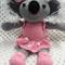 Koala, Crochet Toy, Girl Gift