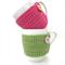 Crochet Mug Cosy - You pick colour