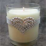 Soy wax candle - Choose your fragrance