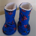 Slippers - Spiderman - Size 6 (Child)