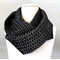 RESERVE LISTING FOR DANIELLE // Handwoven Infinity Scarf Cowl