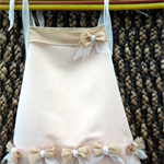 Sweet little dress with bows