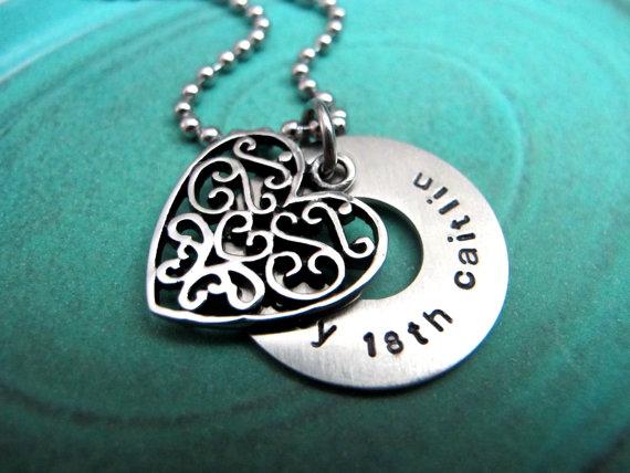 18th Birthday - 18th Birthday Gift - Birthday Present - Jewellery For Her -  Birt  96f733d8b