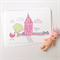 Christening Card. Free Post.
