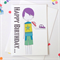 Boy And Cars Card. Free Post.