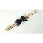 """Leopard Love"" Headband"