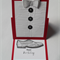 Men's Formal Dress Shirt Card with Bow Tie and button embellishments