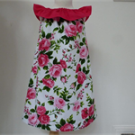 Size 5 - Pink Floral