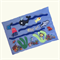 Under The Sea Play Mat, Felt Board Fish Theme Travel Toy