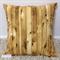 Timber slat cushion cover