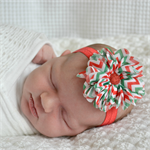 Newborn Christmas Headband