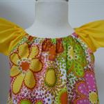 "Size 8 - ""Flower Power"" Dress"