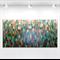Original abstract painting 'Rich lands I' - by Tatiana Georgieva MADE2ORDER