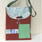 MESSENGER BAG, RECYCLED Upholstery and Curtaining Fabrics