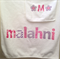 Girls Personalised / Name Towel & Face Washer Set