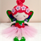 Little Miss Flower Fairy doll