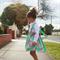 Suspender Skirt 'Envy' - Sizes: 5, 6 & 7