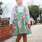 Suspender Skirt 'Envy' - Sizes: 2, 3 & 4