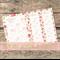 Printable Planner Shopping List To Do List Vintage Florals Custom Colour