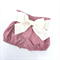 Flexi shorts with fabric sash