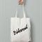 bridesmaid tote bag bridesmaid market beach bag gift bag wedding