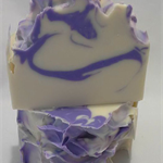English Lavender & Silk Soap - gorgeously nostalgic scent