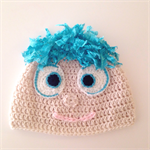 Inside Out Joy Inspired Hat