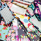 CREATE YOUR OWN Fabric Luggage Tag