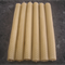 Beeswax rolled candle x2