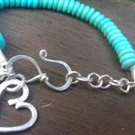 handmade unlock my heart bracelet
