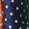 Navy w White Polka Dots Baby Change Table Cover, Baby Shower Gift,