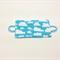 Clouds blue sky door latch cover,door silencer,door jammer, door cushion