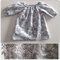 Floral Size 000 Long Sleeve Smock Dress
