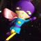The Space Kids Handmade Super hero Girl soft toy dolls-Star