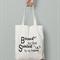 Blessed by God calico tote bag canvas market beach bag shopper  glitter husband