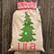 Santa Sack Pink (4 letter)