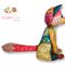 Fox Softie Pattern PDF Sewing Pattern for Stuffed Animal Patchwork Fox Soft Toy