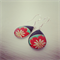Japanese design Resin earrings