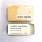Lemon and Tea Tree Natural Lip Balm - FREE SHIPPING