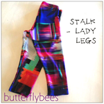 Stalk - Lady Legs CUSTOM ORDER Ladies Size 6 to 18