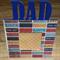 Wooden Dad Photo Frame - Garage Theme