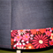Denim Skirt with Daisy Cord & Bamboo Stretch Waist