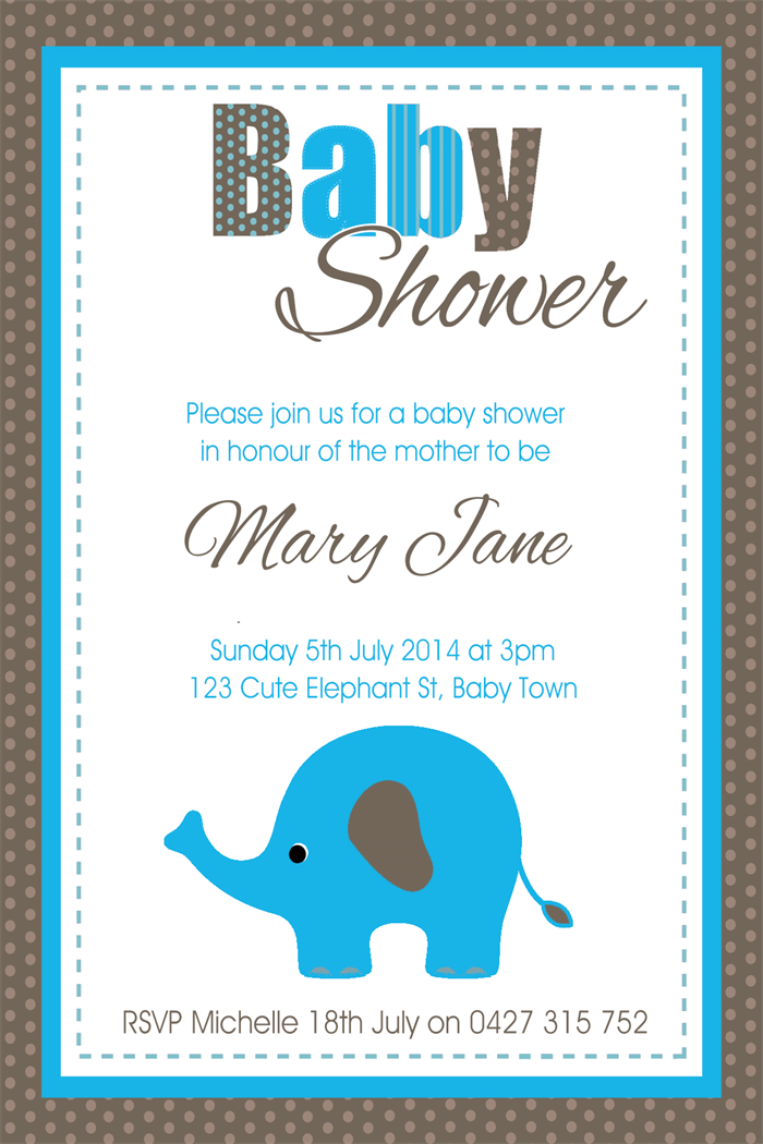 Diy Baby Shower Invite was amazing invitation example