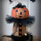 PUMPKIN PINCUSHION Pinkeep, 40% OFF,  Halloween Decor, On Sale